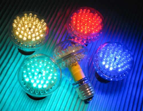 decoracao em lampadas:Quapro – Lâmpadas em LED estão na tendência para decoração de